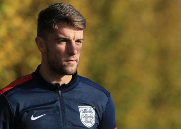 Former Claret Vince Overson insists Jay Rodriguez won't be overawed if he makes his England debut tonight.