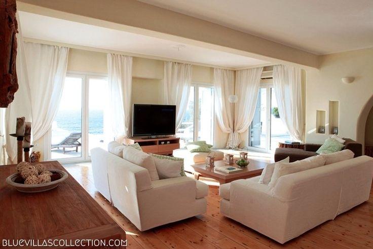 Casa Seaview Siting Room