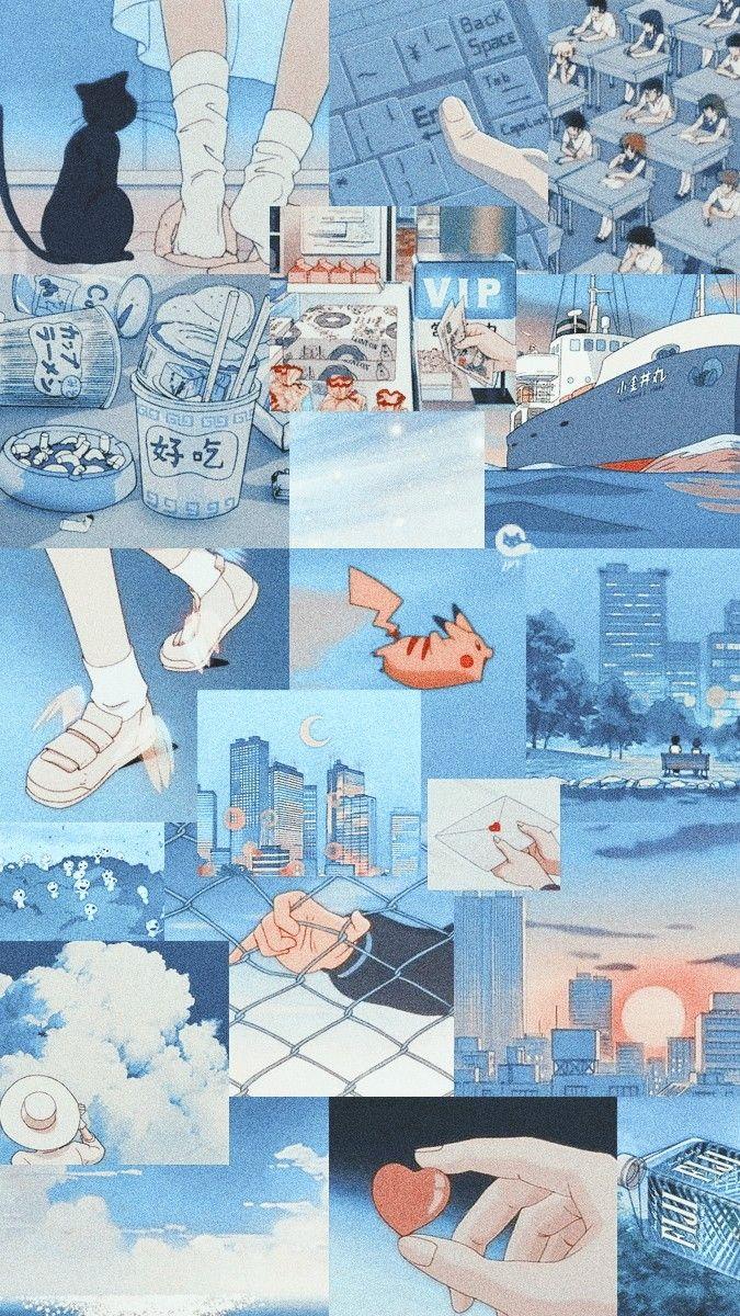 Pinterest Azulceleste2001 Aesthetic Pastel Wallpaper Anime Wallpaper Iphone Aesthetic Wallpapers