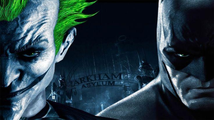 Batman. Arkham Asylum. Xbox 360. 1080.P. Gamplay Part.04.