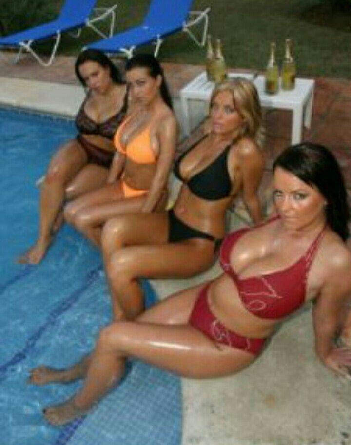 For sharing Bea flora bikini ready last
