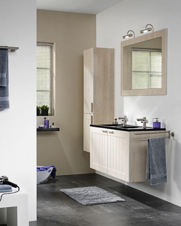 11 best BADKAMERMEUBELEN | KlusWijs images on Pinterest | Bathroom ...
