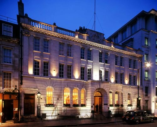 Champagne Cinema Evening For Two At The Luxury Courthouse Hotel London