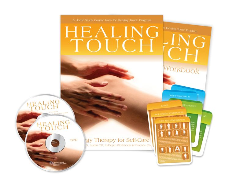 Learn Healing Touch For Energy Based Self Care The Home Study Course