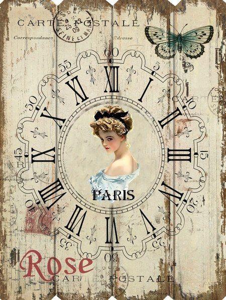 À l'heure de Paris