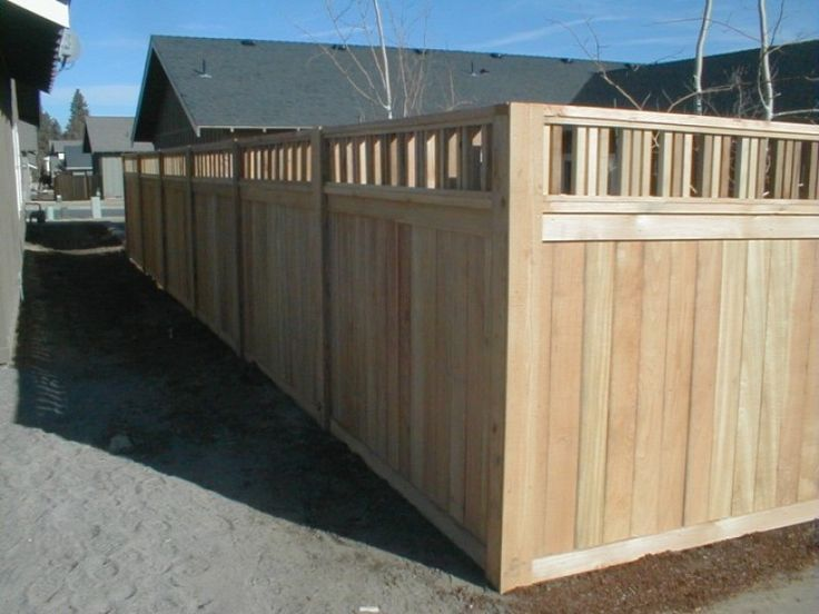 find this pin and more on privacy fences with open top by sanmom3