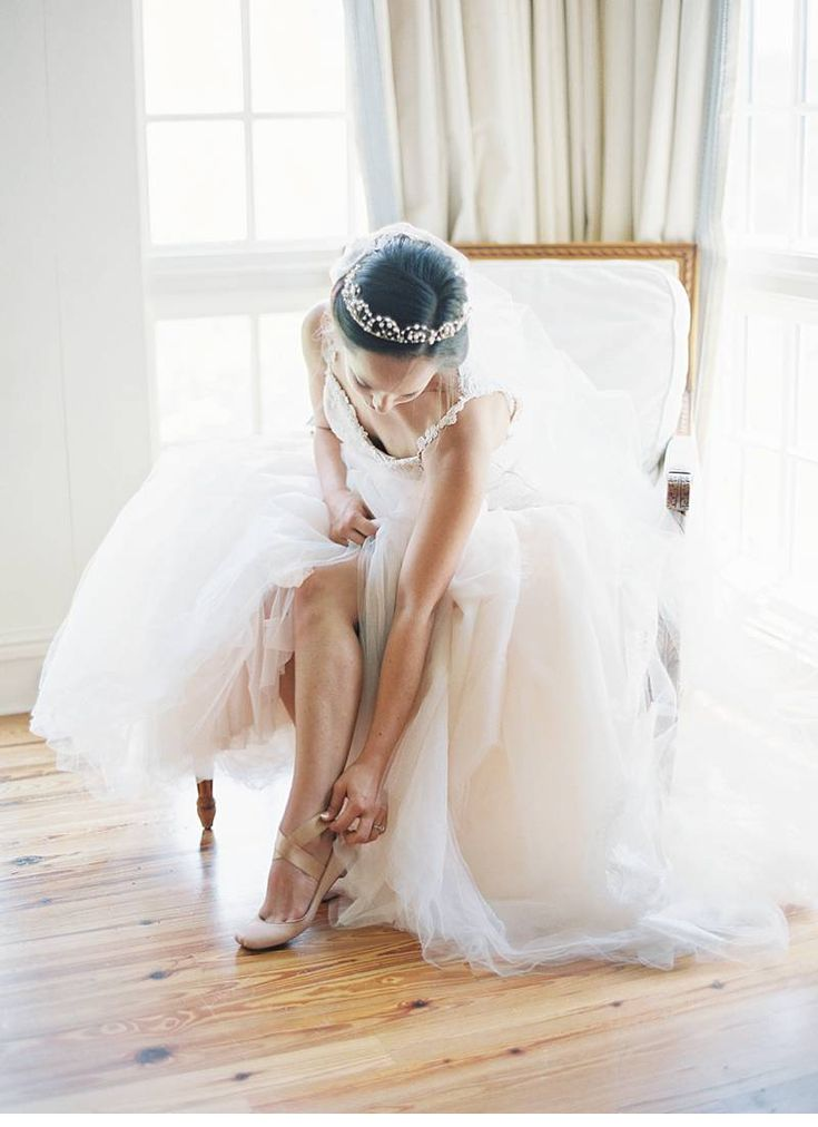 Melanie und Daniel - romantische Gartenhochzeit von Jessica Lorren Photography - Hochzeitsguide