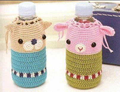 26 best sarung botol images on pinterest water bottles crochet fk ccuart Image collections