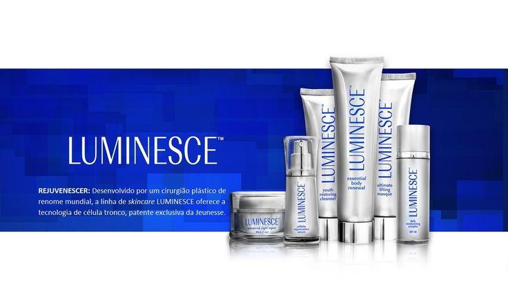Linha Completa Luminesce - Solicite informações! www.jeunesseforever.com.br