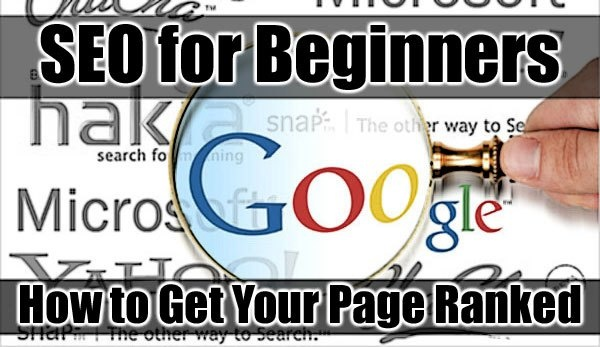 Learn how to get your website or blog ranked high in Google, Bing, or Yahoo.
