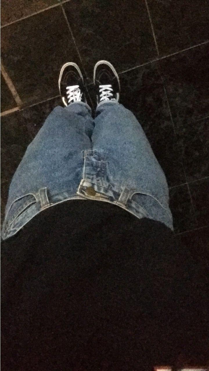 Old skool  Shirt: celtic Jeans: old giordano Shoes: vans sk8-hi  #vans #sk8 #jeans #oldskool #old
