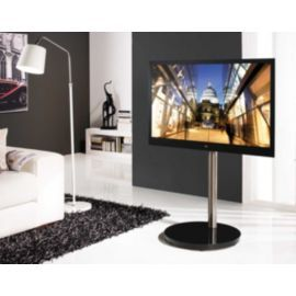 Buy B-Tech Cantilever TV Stand with Round Base from our TV Stands range - Tesco