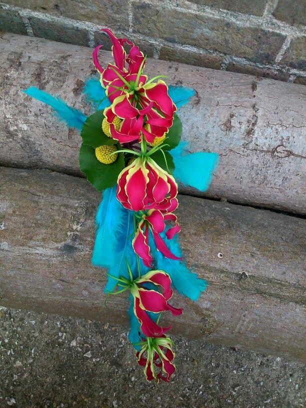 Limited line shower bouquet