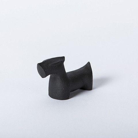 Schnauzer Dog by Kamasada Ironworks