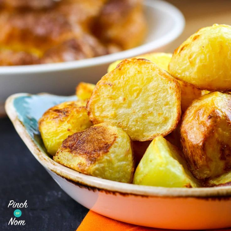 Syn Free Roast Potatoes