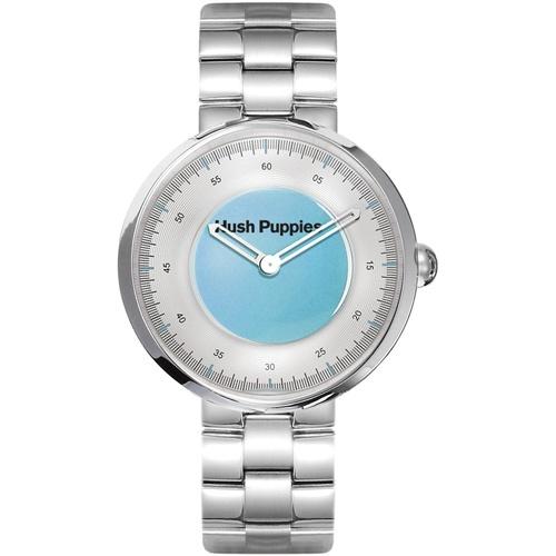udn買東西 - Hush Puppies 輕甜色彩錶(溫暖藍)