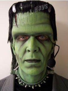 Ideas & Accessories for your DIY Frankenstein Halloween Costume Idea