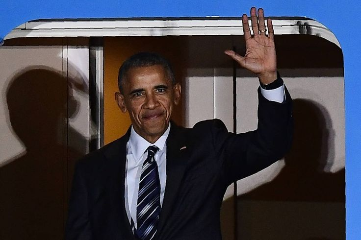 Unbedingt wollte er noch einmal nach Deutschland kommen, sagte der scheidende amerikanische Präsident Obama. Auf der Tagesordnung seines Treffens mit Angela Merkel werden viele Themen stehen.