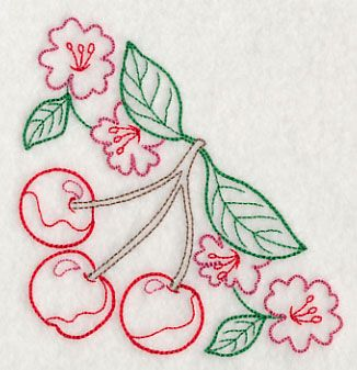 Machine Embroidery Designs at Embroidery Library! - Color Change - J4458