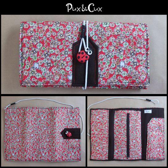 #hechoamano #handmade #puxycux #complementos #monedero #primavera #flores #estampado #cartera #fimo #polymerclay #arcillapolimérica