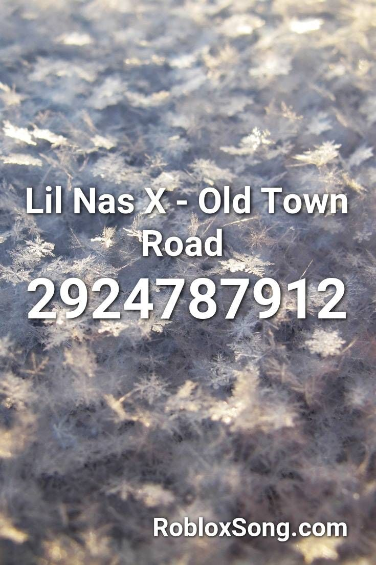 Old Town Road Roblox Id Code