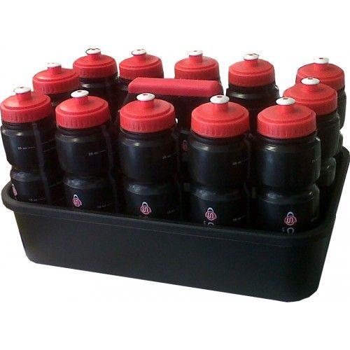 Porte bouteilles + 12 bouteilles 750 ml - www.club-shop.fr équipementier sportif en ligne