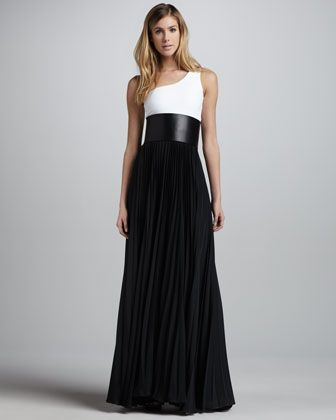 Zabrina One-Shoulder Maxi Dress by Alexis at Neiman Marcus.