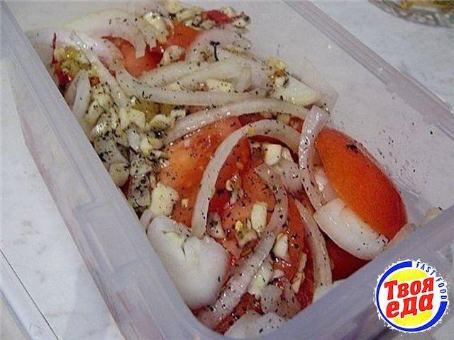 Отличная маринованная закуска из овощей, делаем все по рецепту и гости будут носить на руках)) отличный рецепт!
