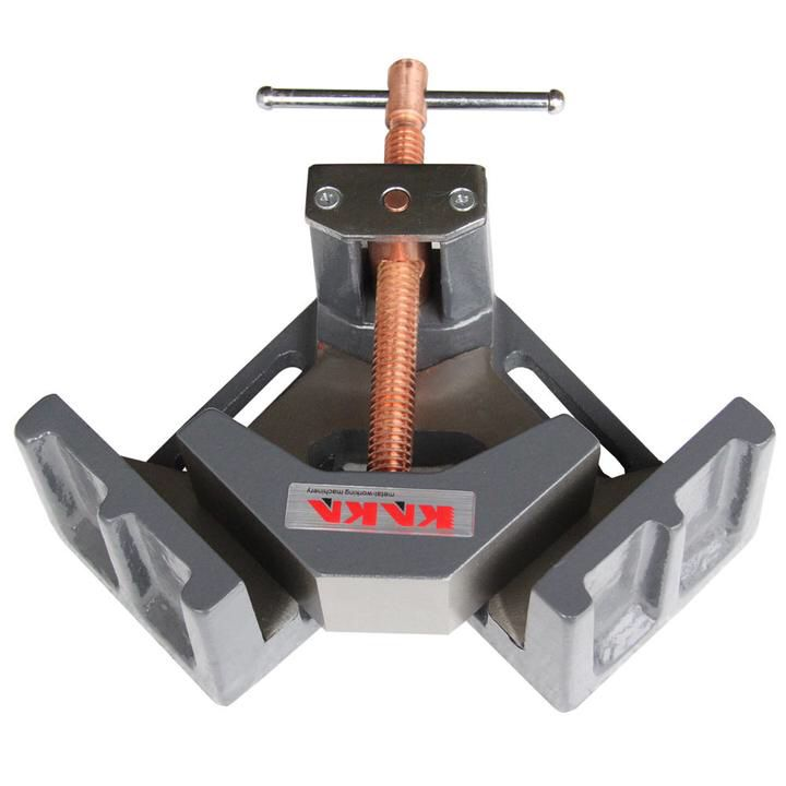 KAKA Industrial AC-100 Angle Clamp, Solid Construction, 90 ...