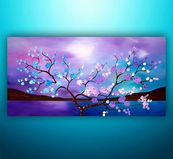 Best 25 acrylic painting inspiration ideas on pinterest for Pretty acrylic paintings