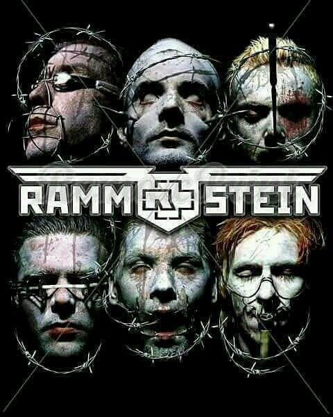 Rammstein | Rammstein in 2019 | Heavy metal rock, Music ...