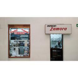 Imprenta Zamora. Bandera 236, Santiago Centro #trodat #offset #timbres #opalina