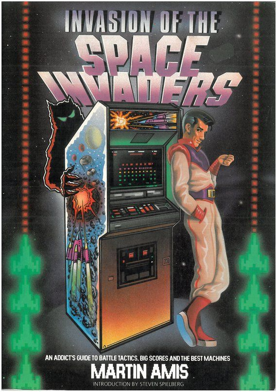"""Who knew?  Martin Amis wrote a video game guide at the same time he was writing """"Money,"""" one of my favorite novels."""