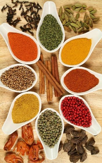 Top 5 Health Benefits of Spices