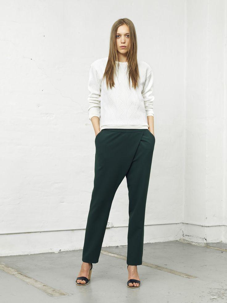 Libertine-Libertine #libertine #brand #casual #cool #designer #fresh #article #new #ontrend #autumn #winter #AW15 #clothing #Fashion #fresh #garms #garments #label #womens #clothing #fashion #WOMENSWEAR #staples #summer #tailored #smart #shirt #trousers #formal