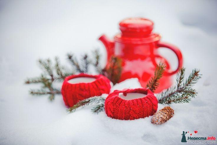 Букеты из всего на свете   Свадьбы зимой   Свадьбы в красном цвете   24 Фото идеи   Страница 7