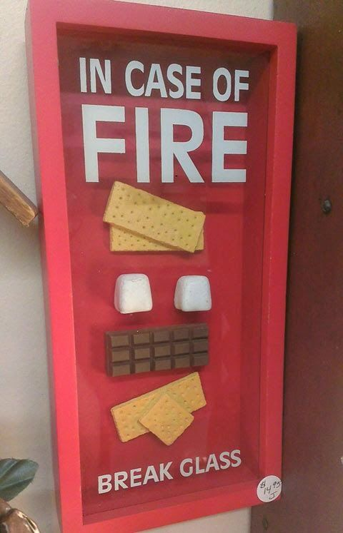 iLaugh : In case of fire