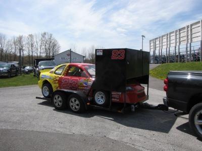 1997 dodge neon ministock | Race Cars For Sale | Pinterest ...