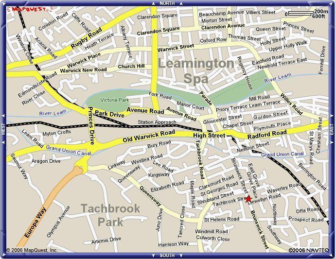 Warwick Street Leamington Spa