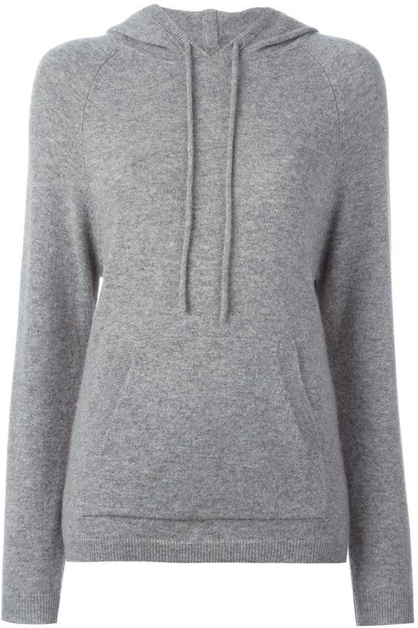 Chinti And Parker stripe track hoodie