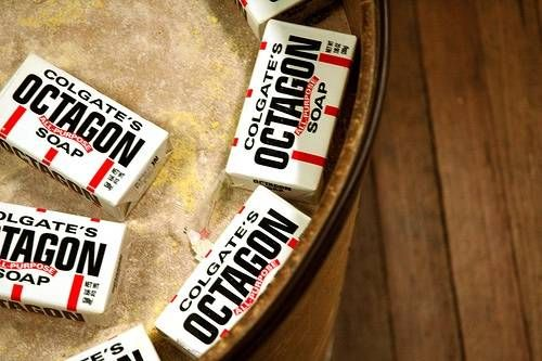 Back to basics: Colgate's Octagon Soap ****Reviews and info on popular soap products for DIY
