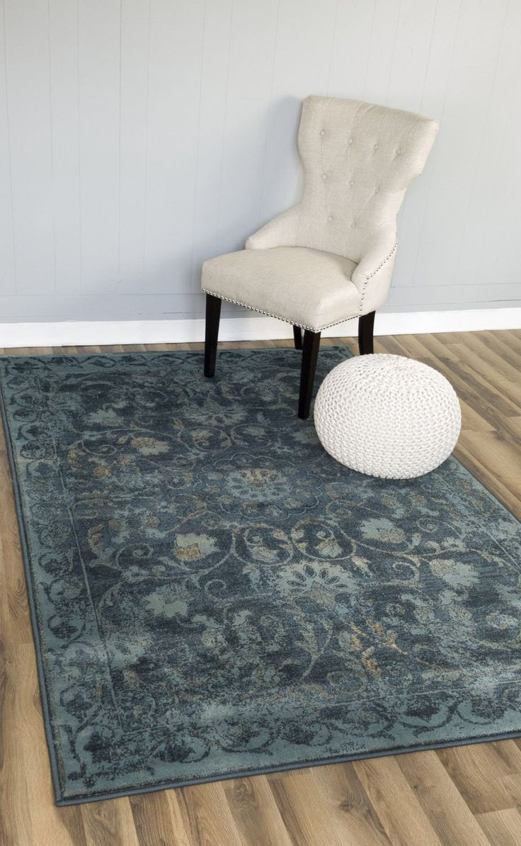 Die besten 25 traditionelle teppiche ideen auf pinterest beckham bc29 denim traditional rug parisarafo Images