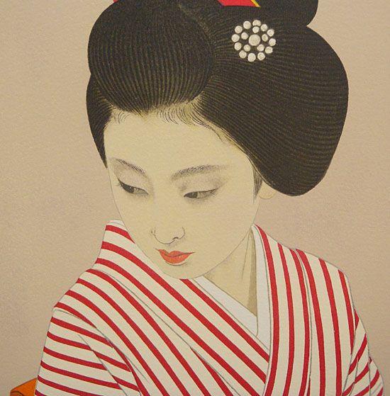 Shimura tatsumi (1907-1980)