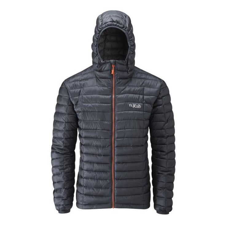 The Rab Nimbus jacket for men has a quick-drying featherless insulation in a Pertex Quantum shell which provides you with lightweight insulation in damp environments. Super lightweight Pertex Quantum fabrics keep the weight and pack size to an absolute minimum.