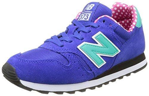 Oferta: 80€ Dto: -34%. Comprar Ofertas de New Balance WL373 Lifestyle - Zapatillas de deporte para mujer, color azul, talla 38 barato. ¡Mira las ofertas!