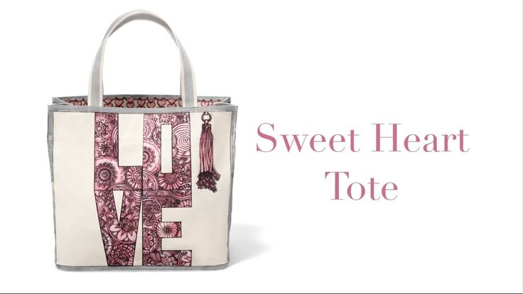 Brighton Designer, Tom Clancy was inspired by Art Deco design when creating the Sweet Heart Tote.  Get this limited-edition tote FREE with an in-store purchase of $100 or more until February 10, 2017  It's the perfect gift for moms, daughters, girlfriends, and of course, sweethearts!