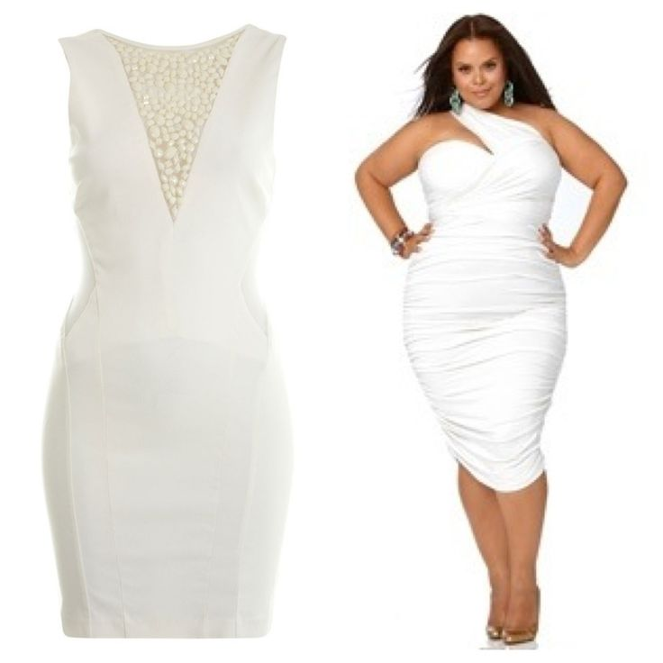 17 Best ideas about All White Party Dresses on Pinterest | All ...