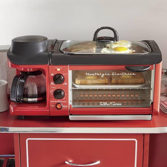 3 In 1 Breakfast Station Outdoor Kitchen Outdoor Kitchen Appliances