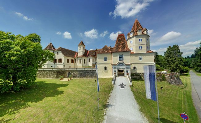 Hochzeitslocation - Schloss Kornberg - Steiermark