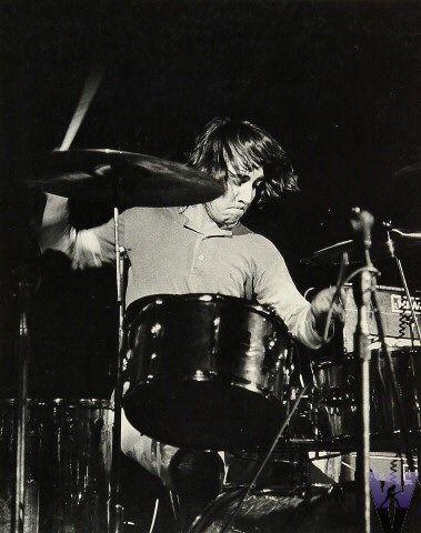 Keith Moon - Woodstock (Bethel, NY) Aug 15, 1969